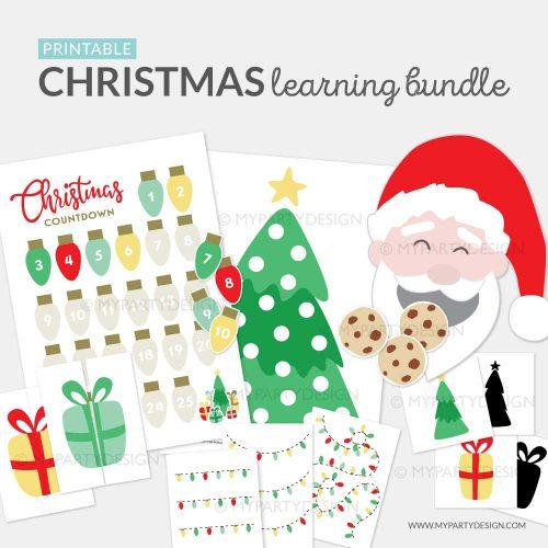 Printable Christmas Activities for kids
